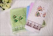 Махровые полотенца из китай Урумчи алматы Астана Актобе полотенца