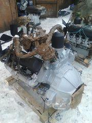Двигатели ЗиЛ-130,  ЗиЛ-131(ЗИЛ-375:Урал)