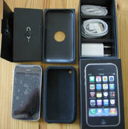 Apple iPhone 3G 8GB-16GB,  iphone 3GS 16Gb-32GB